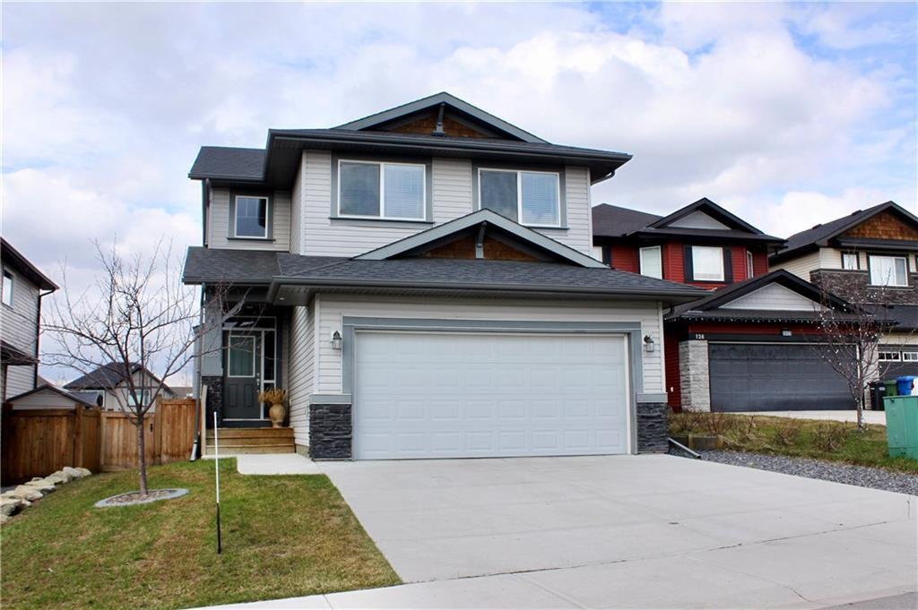 Main Photo: 128 DRAKE LANDING Green: Okotoks House for sale : MLS®# C4167961