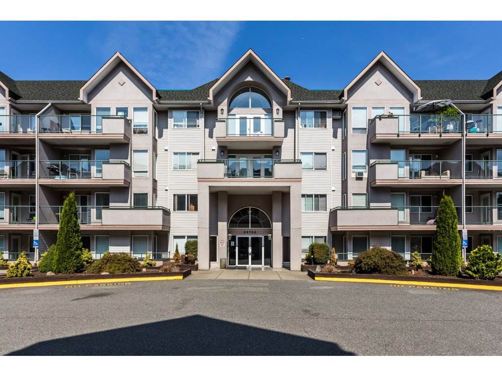 "Main Photo: 305 33738 KING Road in Abbotsford: Poplar Condo for sale in ""College Park"" : MLS®# R2303950"