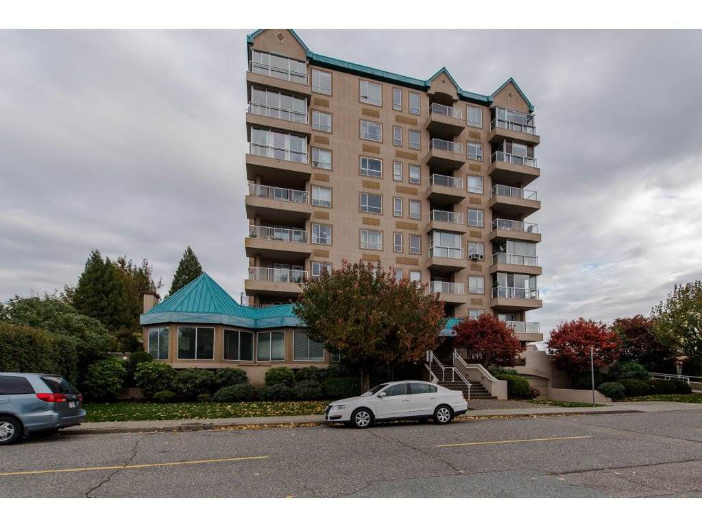 "Main Photo: 602 45745 PRINCESS Avenue in Chilliwack: Chilliwack W Young-Well Condo for sale in ""Princess Towers"" : MLS®# R2319656"