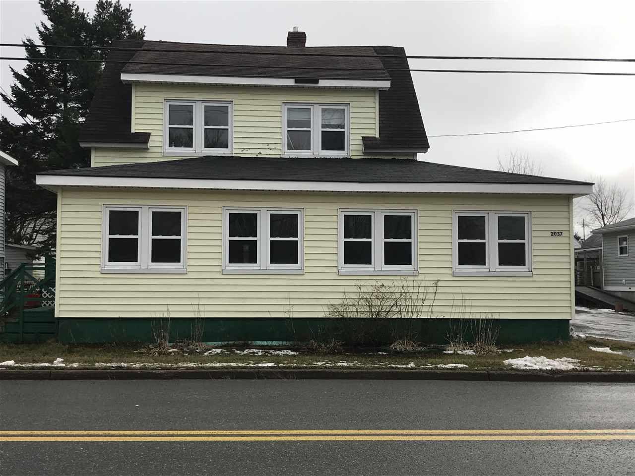 Main Photo: 2037 Church Street in Westville: 107-Trenton,Westville,Pictou Residential for sale (Northern Region)  : MLS®# 201828759