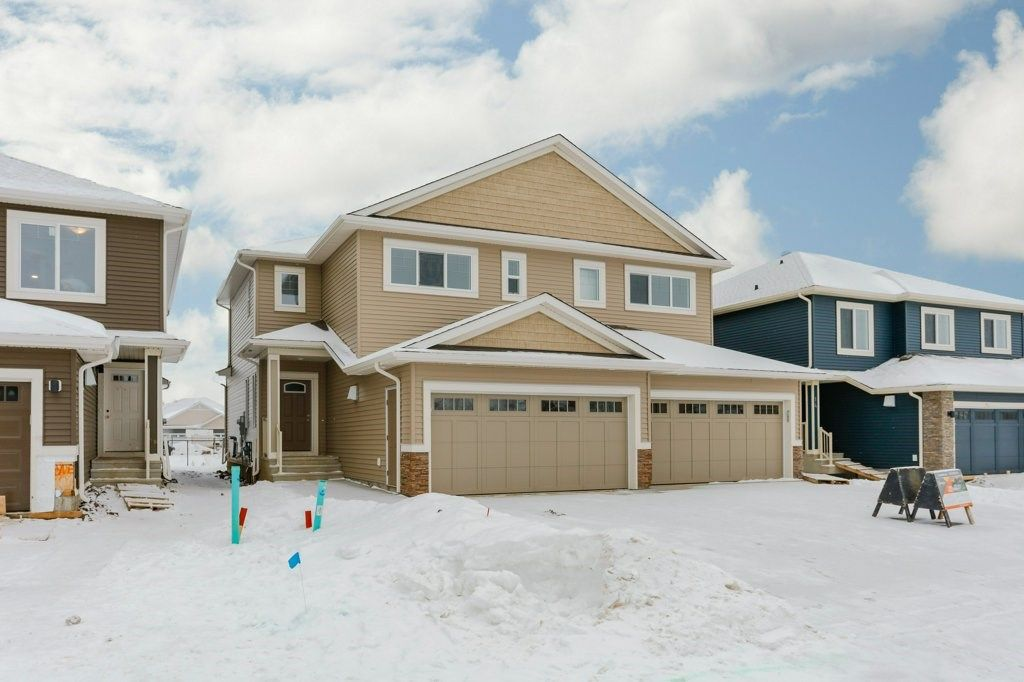 Main Photo: 22 RANCHER Road: Ardrossan House Half Duplex for sale : MLS®# E4141074