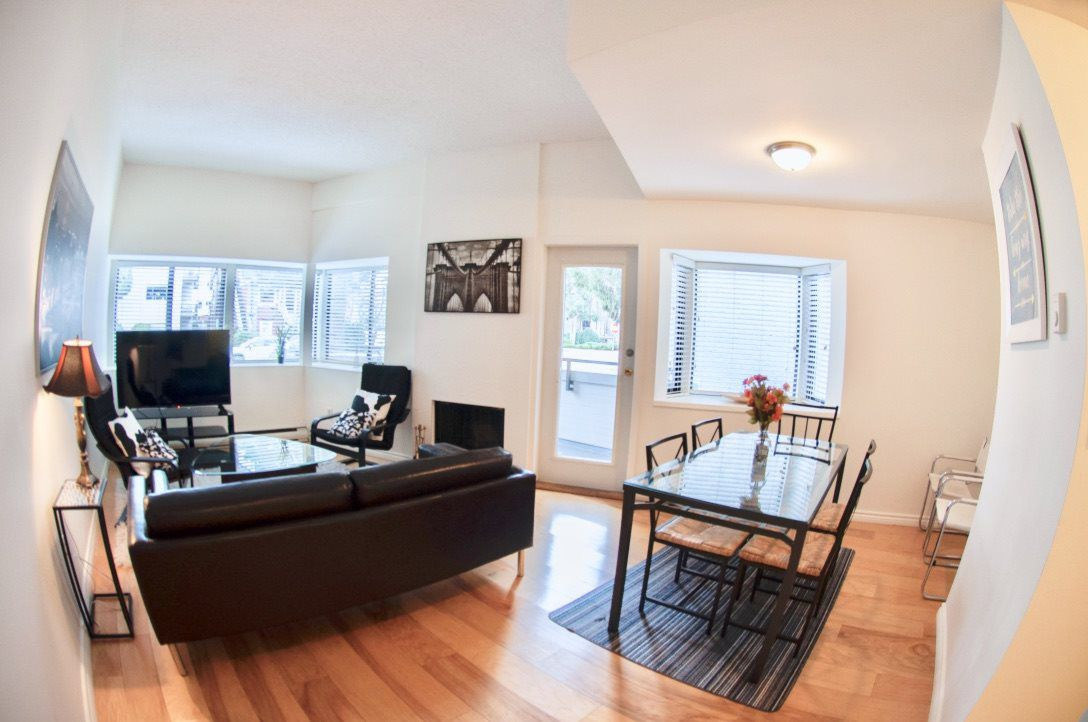 Main Photo: 3 1685 W 11TH Avenue in Vancouver: Fairview VW Townhouse for sale (Vancouver West)  : MLS®# R2340149