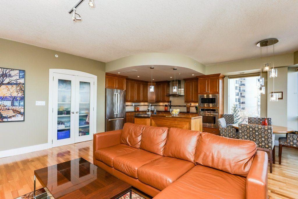 Photo 10: Photos: 401 10035 SASKATCHEWAN Drive in Edmonton: Zone 15 Condo for sale : MLS®# E4147730