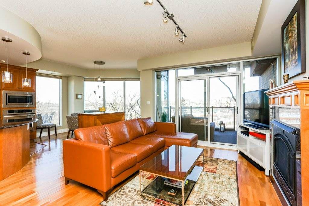 Photo 8: Photos: 401 10035 SASKATCHEWAN Drive in Edmonton: Zone 15 Condo for sale : MLS®# E4147730