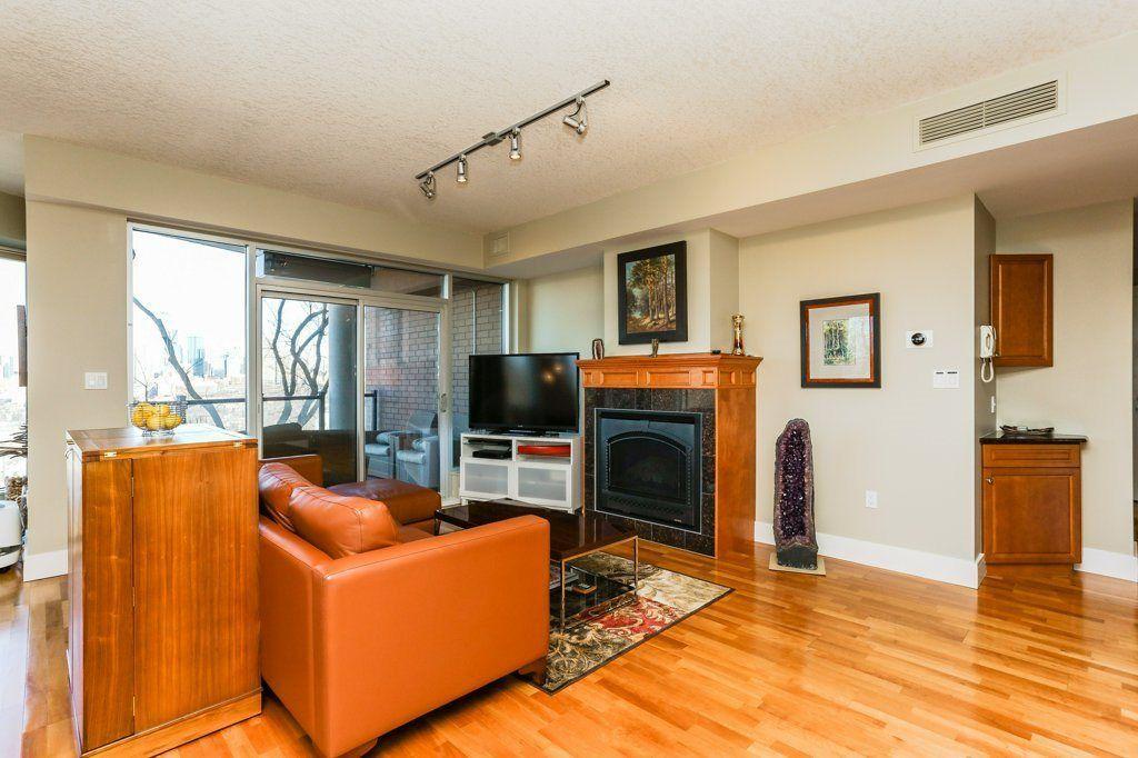 Photo 7: Photos: 401 10035 SASKATCHEWAN Drive in Edmonton: Zone 15 Condo for sale : MLS®# E4147730