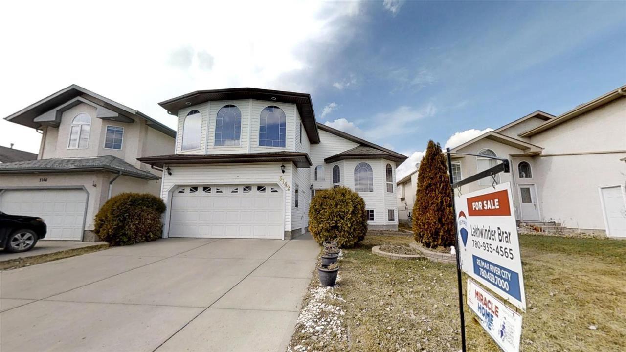 Main Photo: 3142 34B Avenue in Edmonton: Zone 30 House for sale : MLS®# E4152036