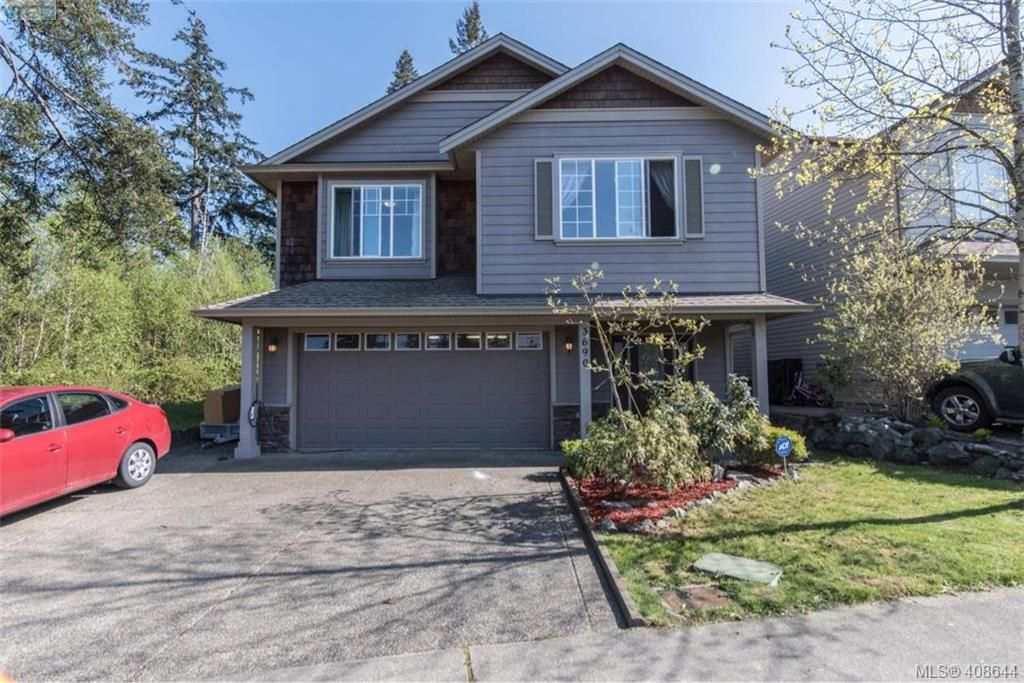 Main Photo: 3690 Wild Berry Bend in VICTORIA: La Happy Valley Single Family Detached for sale (Langford)  : MLS®# 408644