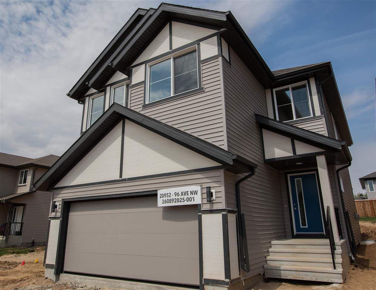 Main Photo: 20952 96 Avenue in Edmonton: Zone 58 House for sale : MLS®# E4156598
