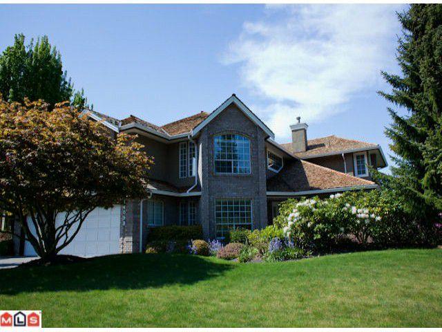 "Main Photo: 14099 29A Avenue in Surrey: Elgin Chantrell House for sale in ""ELGIN CHANTRELL"" (South Surrey White Rock)  : MLS®# F1112725"