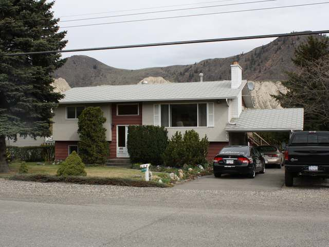 Main Photo: 6396 Furrer Road in Kamloops: Dallas Residential Detached for sale : MLS®# 103091