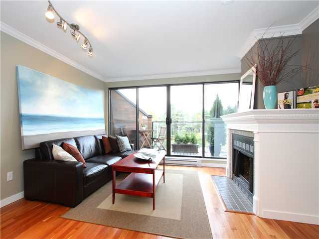 Main Photo: 106 811 West 7th Ave in Vancouver: Fairview VW Condo for sale (Vancouver West)  : MLS®# V978561