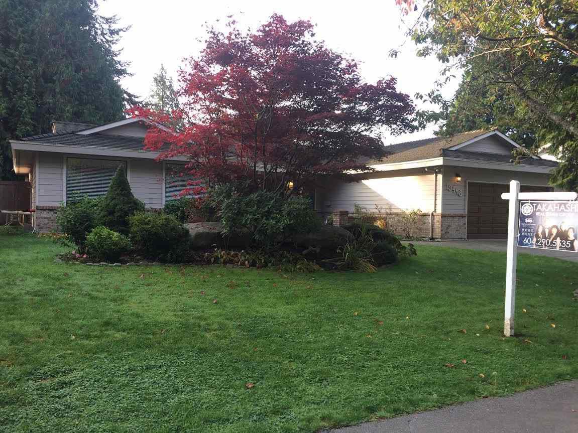 Main Photo: 13446 17 Avenue in Surrey: Crescent Bch Ocean Pk. House for sale (South Surrey White Rock)  : MLS®# R2009884