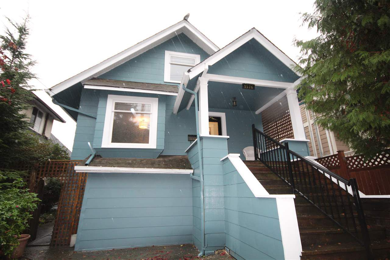 Main Photo: 1576 E 26TH Avenue in Vancouver: Knight House for sale (Vancouver East)  : MLS®# R2015398