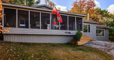 Main Photo: 1025 Harrison Road in The Archipelago: House (Bungalow) for sale : MLS®# X3425991