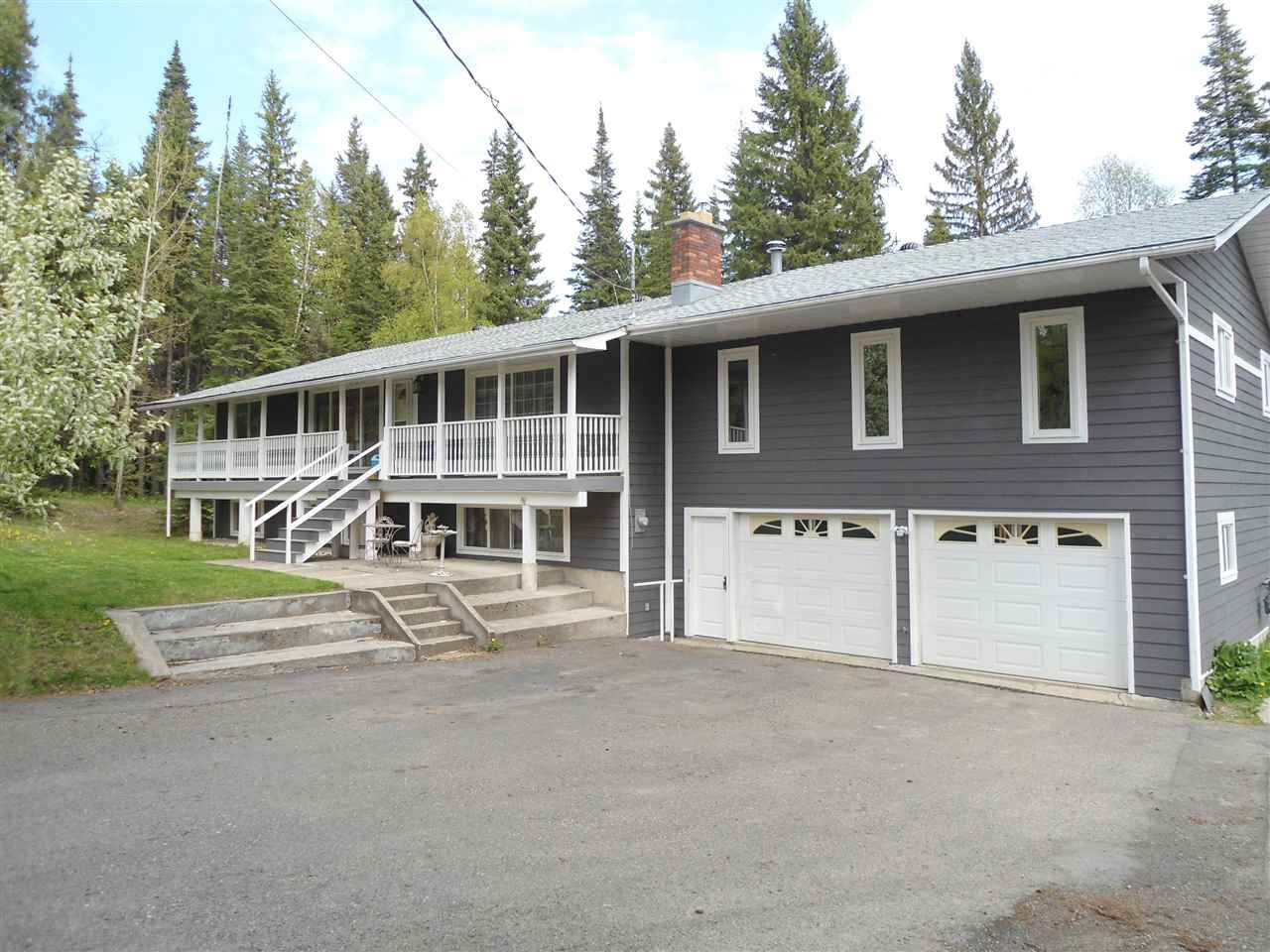 Main Photo: 7630 WANSA Road in Prince George: Pineview House for sale (PG Rural South (Zone 78))  : MLS®# R2063588