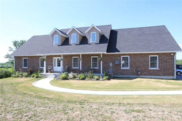 Main Photo: C1405 Regional Rd 12 Road in Brock: Rural Brock House (Bungalow) for sale : MLS®# N3545990