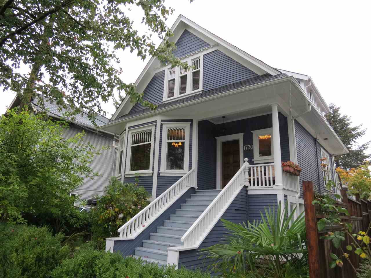 Main Photo: 1730 VICTORIA Drive in Vancouver: Grandview VE House for sale (Vancouver East)  : MLS®# R2119516