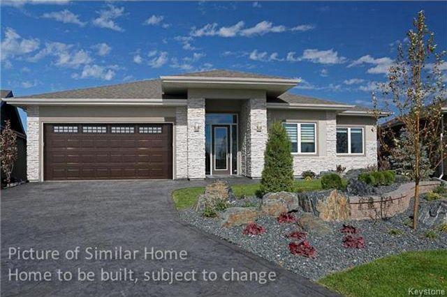 Main Photo: 116 Rose Lake Court in Winnipeg: Bridgwater Trails Residential for sale (1R)  : MLS®# 1702067