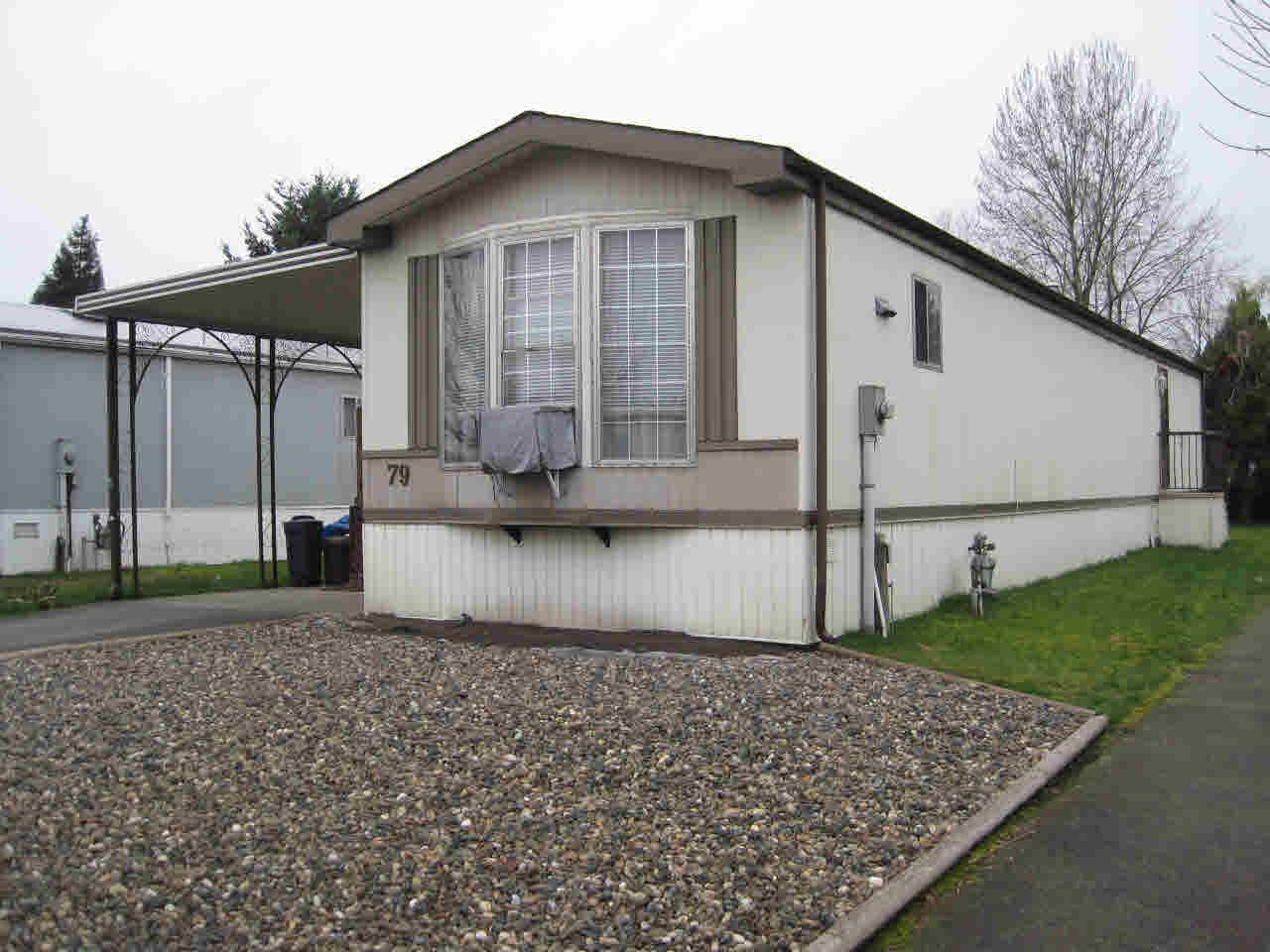 Main Photo: 79 145 KING EDWARD STREET in : Maillardville Manufactured Home for sale : MLS®# V816945