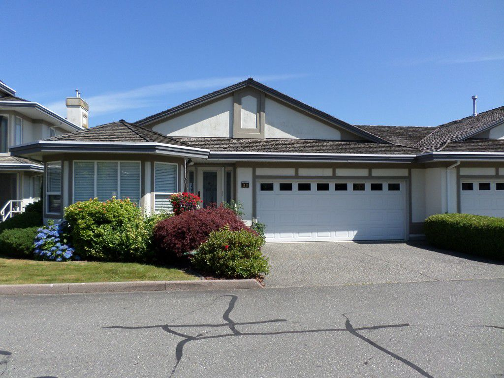Main Photo: 31 31445 Ridgeview in Abbotsford: Abbotsford West Townhouse for sale : MLS®# R2186057