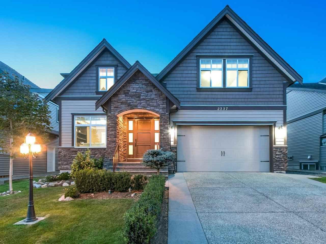 Main Photo: 2337 MERLOT Boulevard in Abbotsford: Aberdeen House for sale : MLS®# R2200568