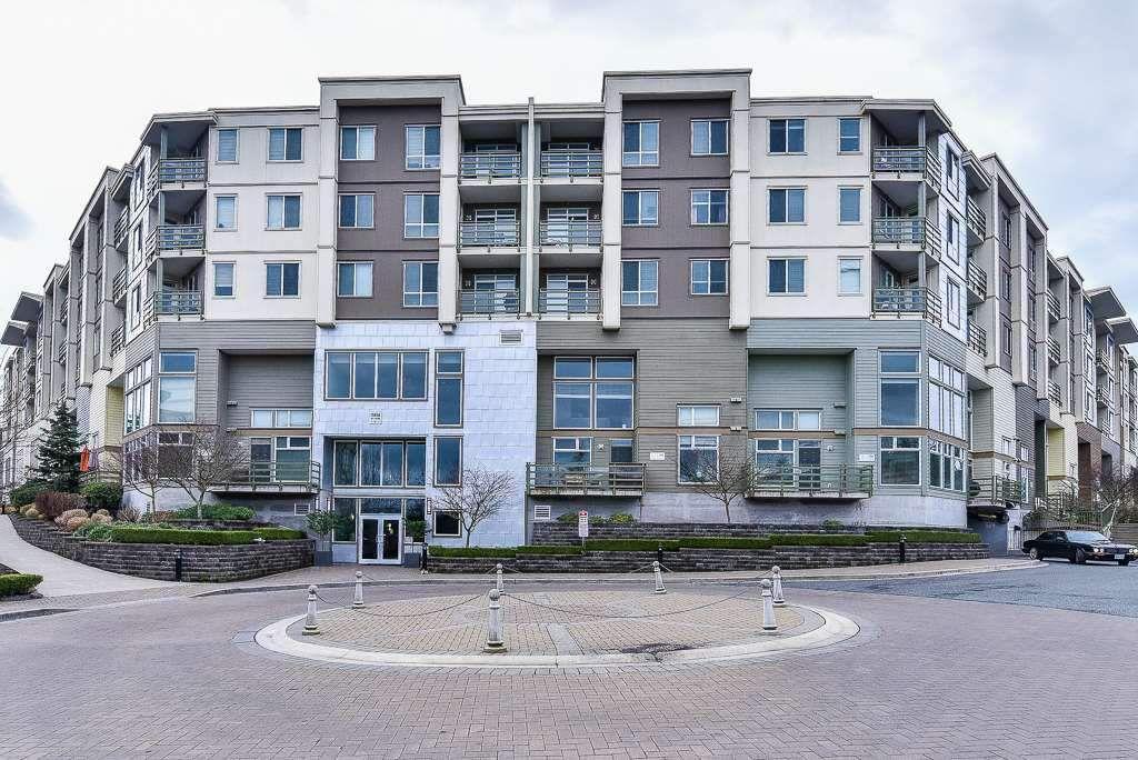 """Main Photo: 328 15850 26 Avenue in Surrey: Grandview Surrey Condo for sale in """"MORGAN CROSSING"""" (South Surrey White Rock)  : MLS®# R2249162"""