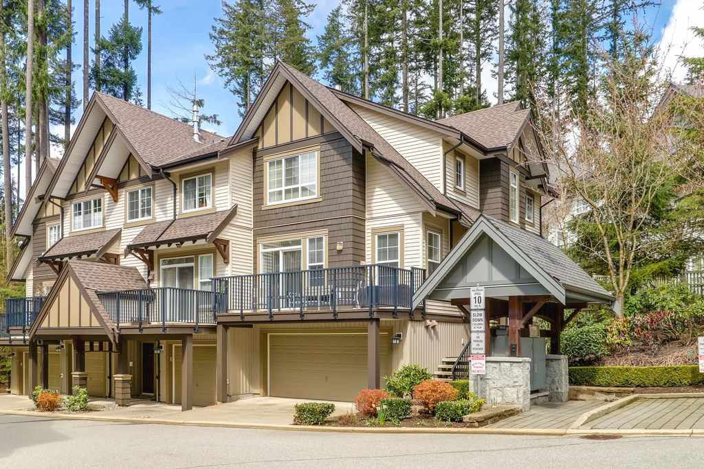 "Main Photo: 20 2200 PANORAMA Drive in Port Moody: Heritage Woods PM Townhouse for sale in ""QUEST"" : MLS®# R2257592"