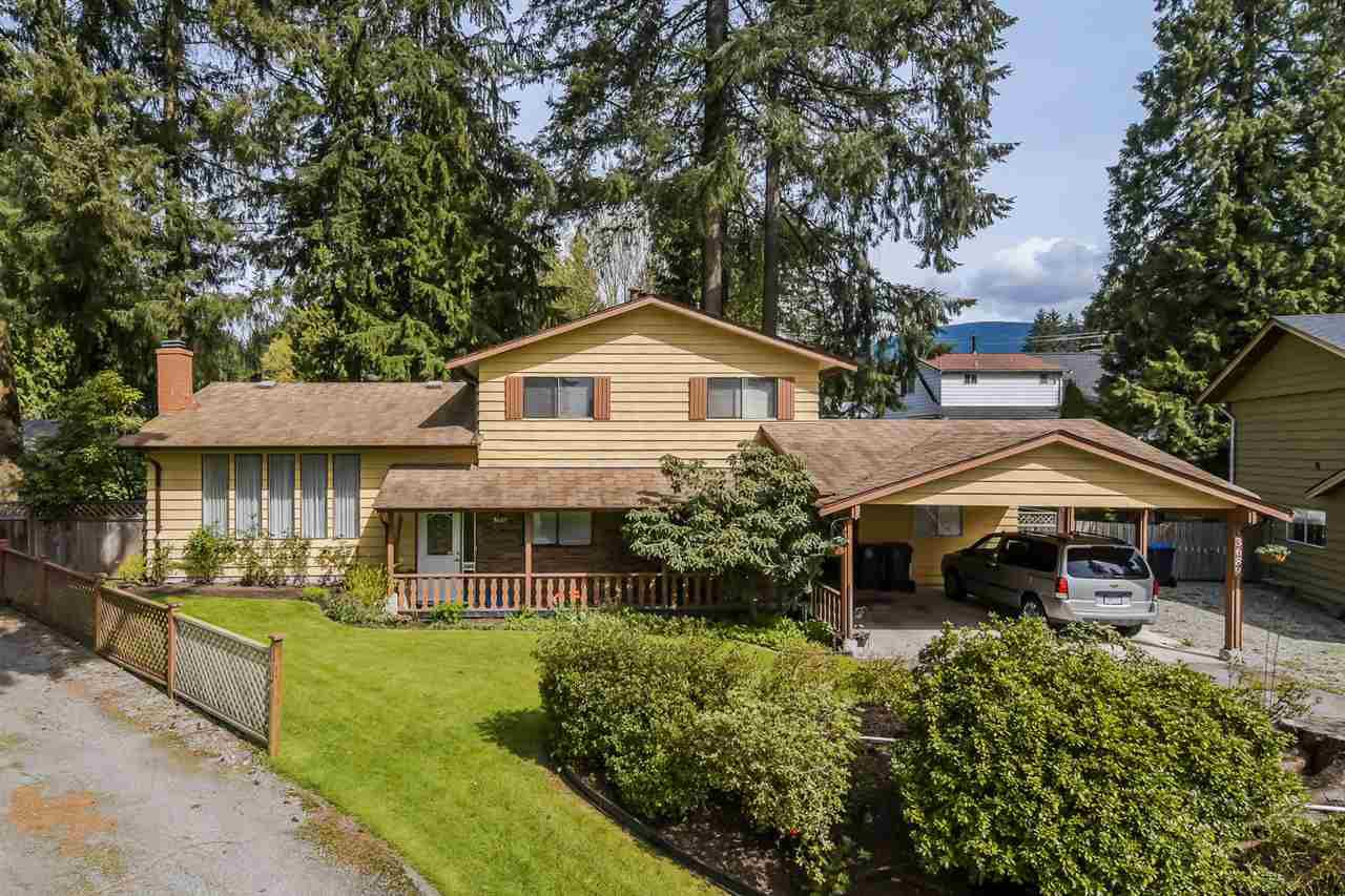 Main Photo: 3689 KENNEDY Street in Port Coquitlam: Glenwood PQ House for sale : MLS®# R2260406