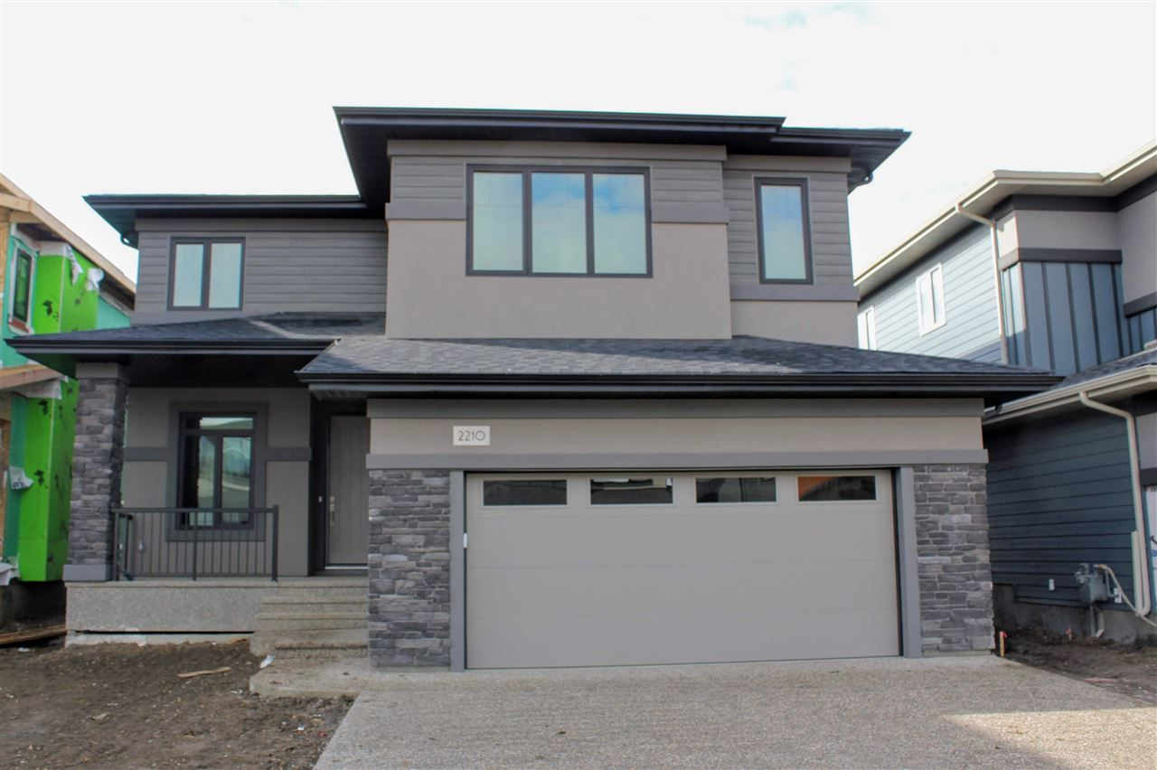 Main Photo: 2210 KELLY Crescent in Edmonton: Zone 56 House for sale : MLS®# E4115801