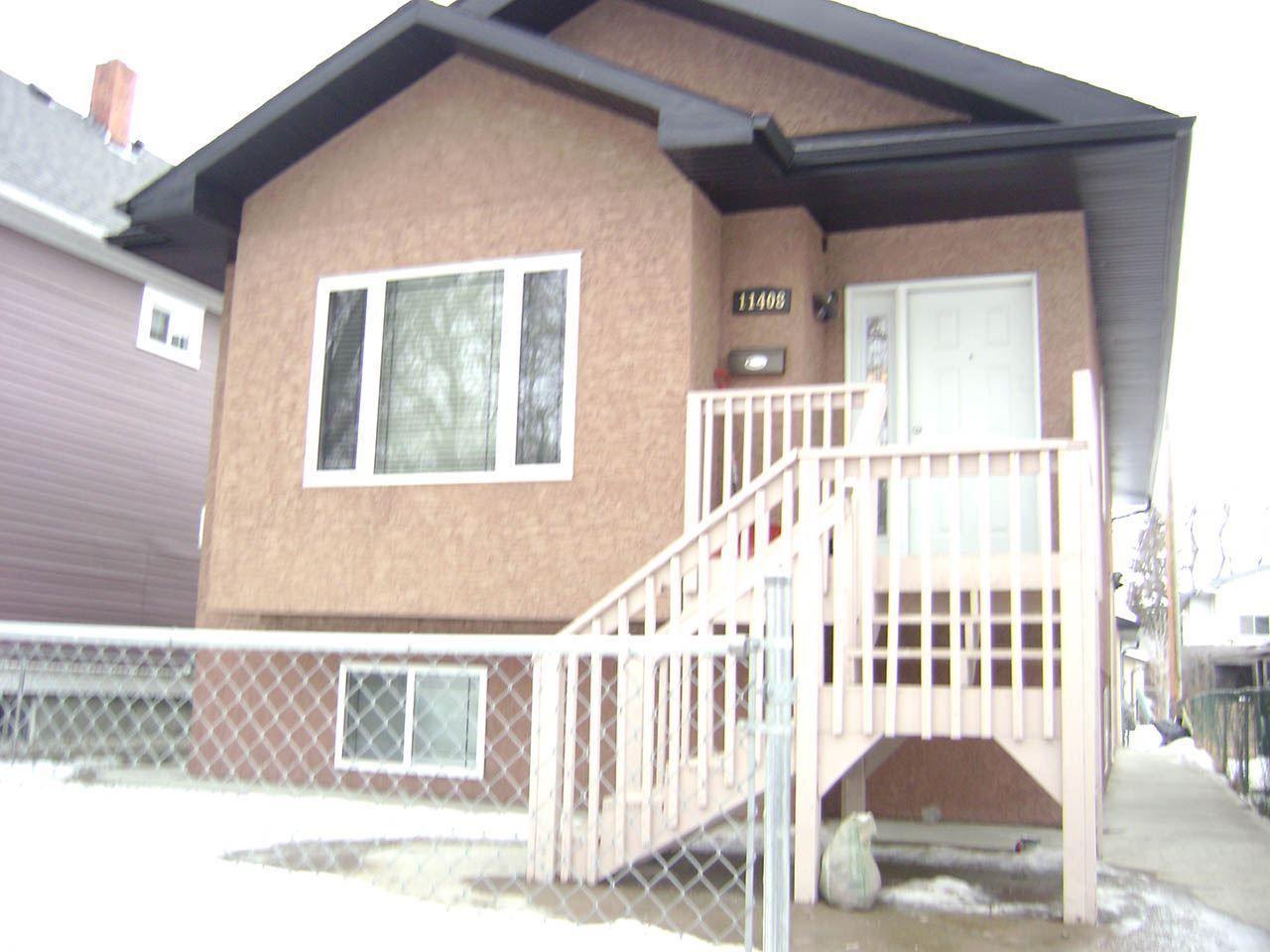 Main Photo: 11408 91 Street in Edmonton: Zone 05 House for sale : MLS®# E4121258