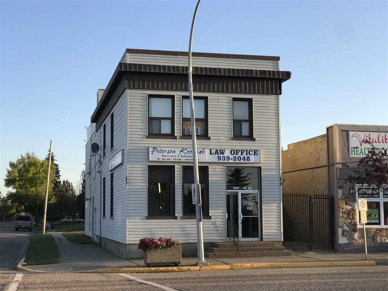 Main Photo: 10201 100 Avenue: Morinville Retail for sale : MLS®# E4127880