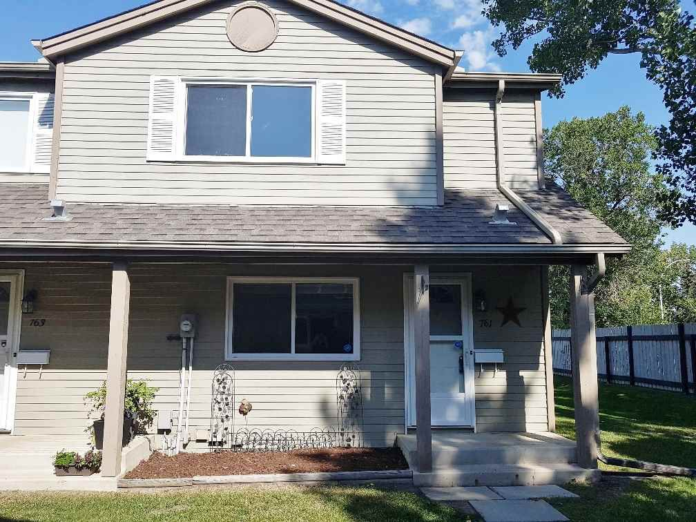 Main Photo: 761 VILLAGE Drive: Sherwood Park Townhouse for sale : MLS®# E4128347