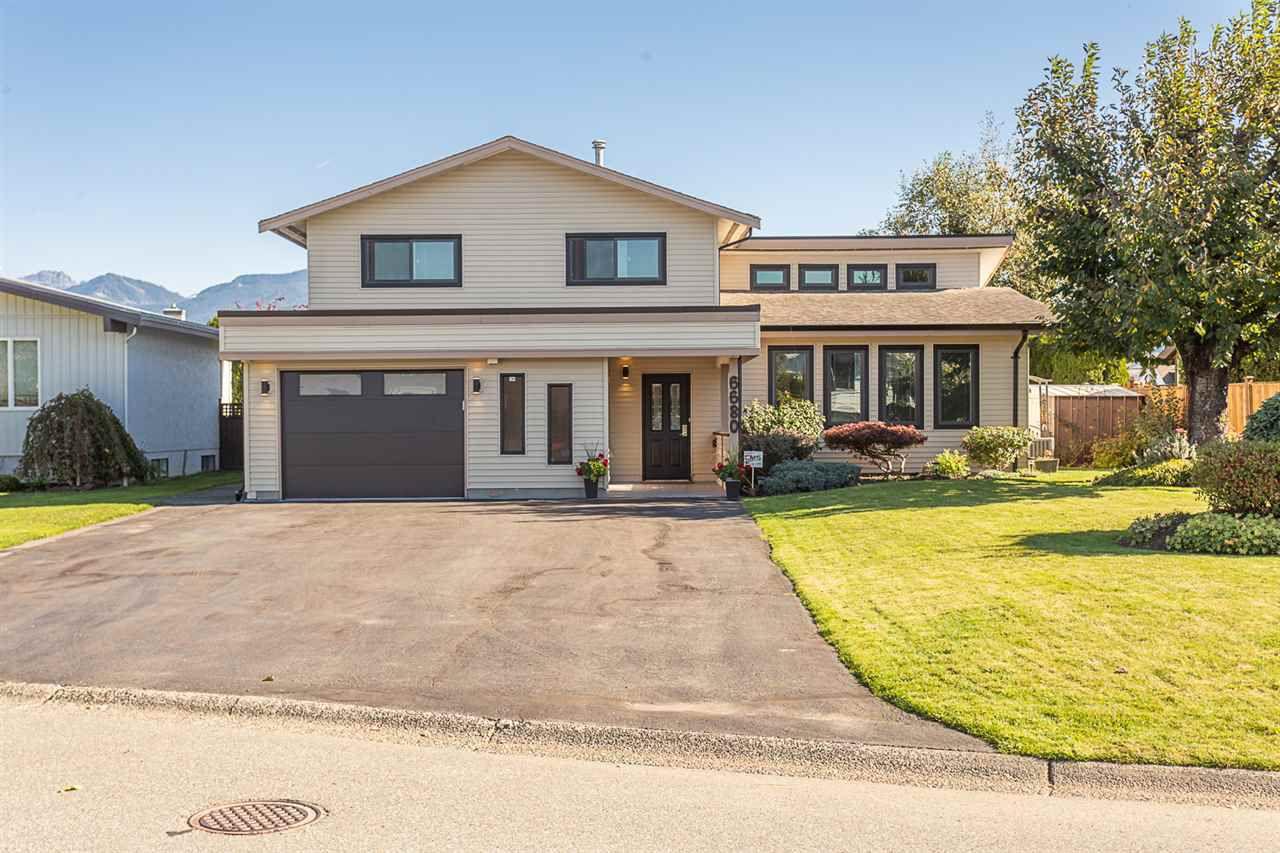 Main Photo: 6680 HENRY Street in Sardis: Sardis East Vedder Rd House for sale : MLS®# R2317378
