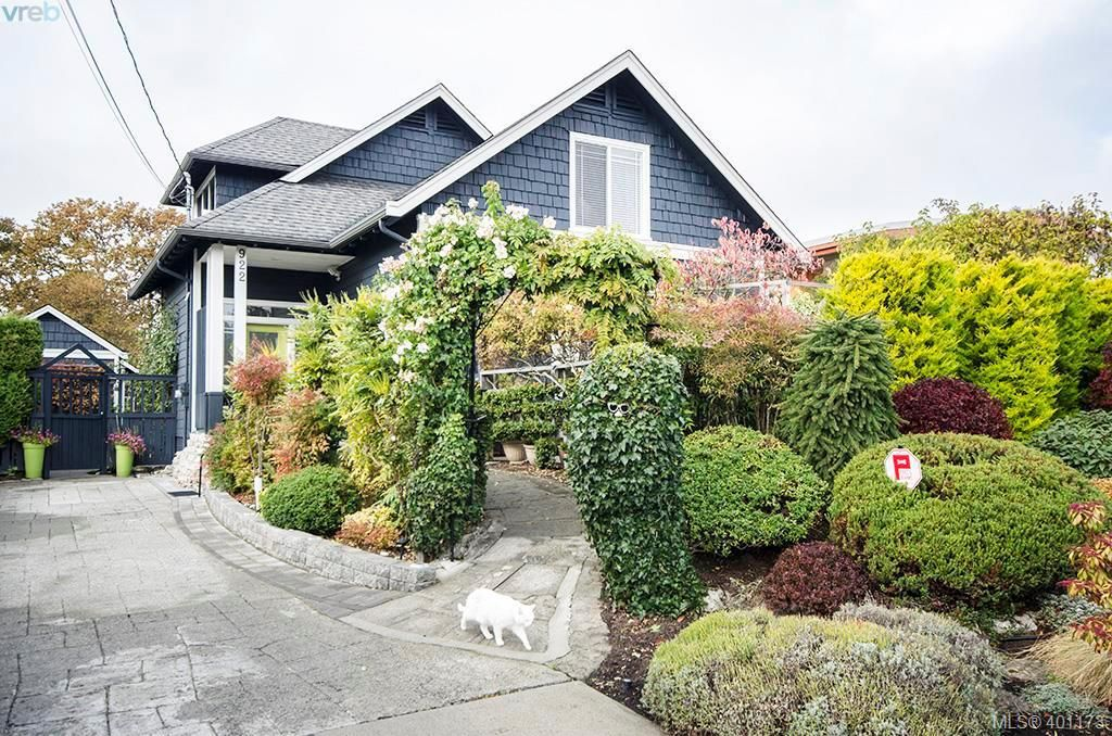 Main Photo: 922 Lawndale Avenue in VICTORIA: Vi Fairfield East Single Family Detached for sale (Victoria)  : MLS®# 401173