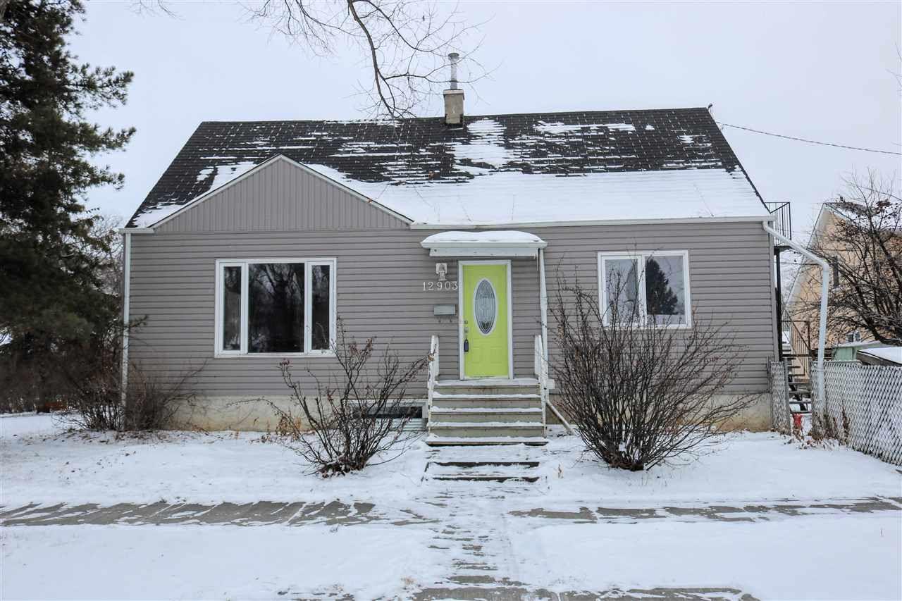 Main Photo: 12903 119A Avenue in Edmonton: Zone 04 House for sale : MLS®# E4135417