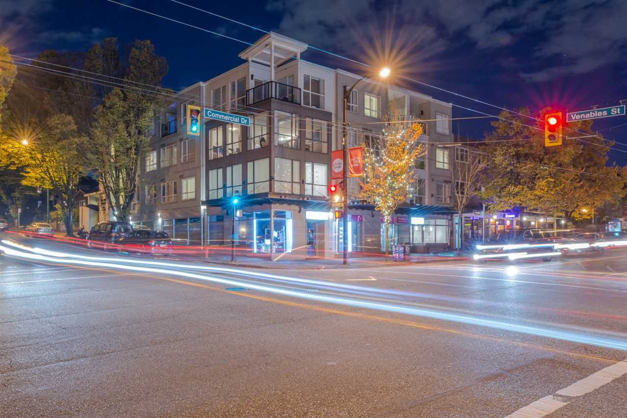 """Main Photo: 403 1718 VENABLES Street in Vancouver: Grandview VE Condo for sale in """"CITY VIEW TERRACES"""" (Vancouver East)  : MLS®# R2327444"""