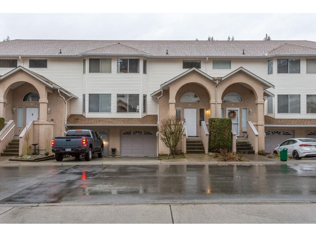 "Main Photo: 65 32339 7TH Avenue in Mission: Mission BC Townhouse for sale in ""Cedar Brooke Estates"" : MLS®# R2339116"