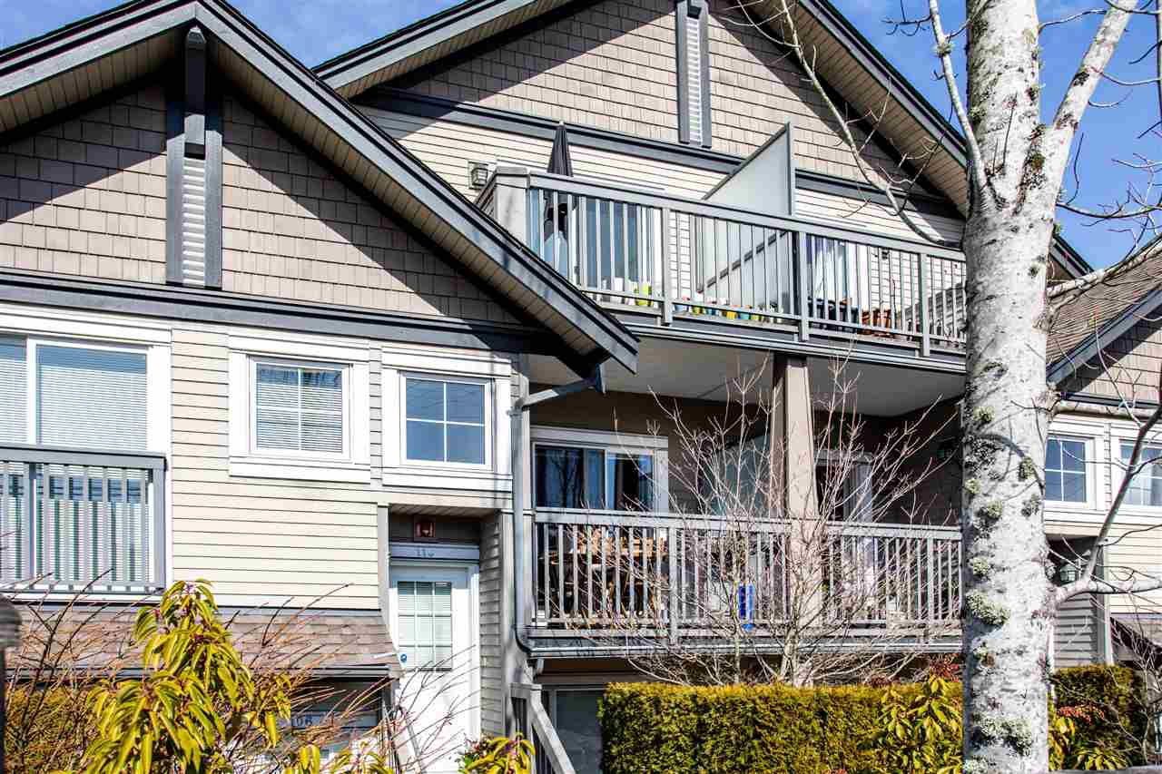 """Main Photo: 110 4438 ALBERT Street in Burnaby: Vancouver Heights Townhouse for sale in """"MONTICELLO"""" (Burnaby North)  : MLS®# R2350285"""