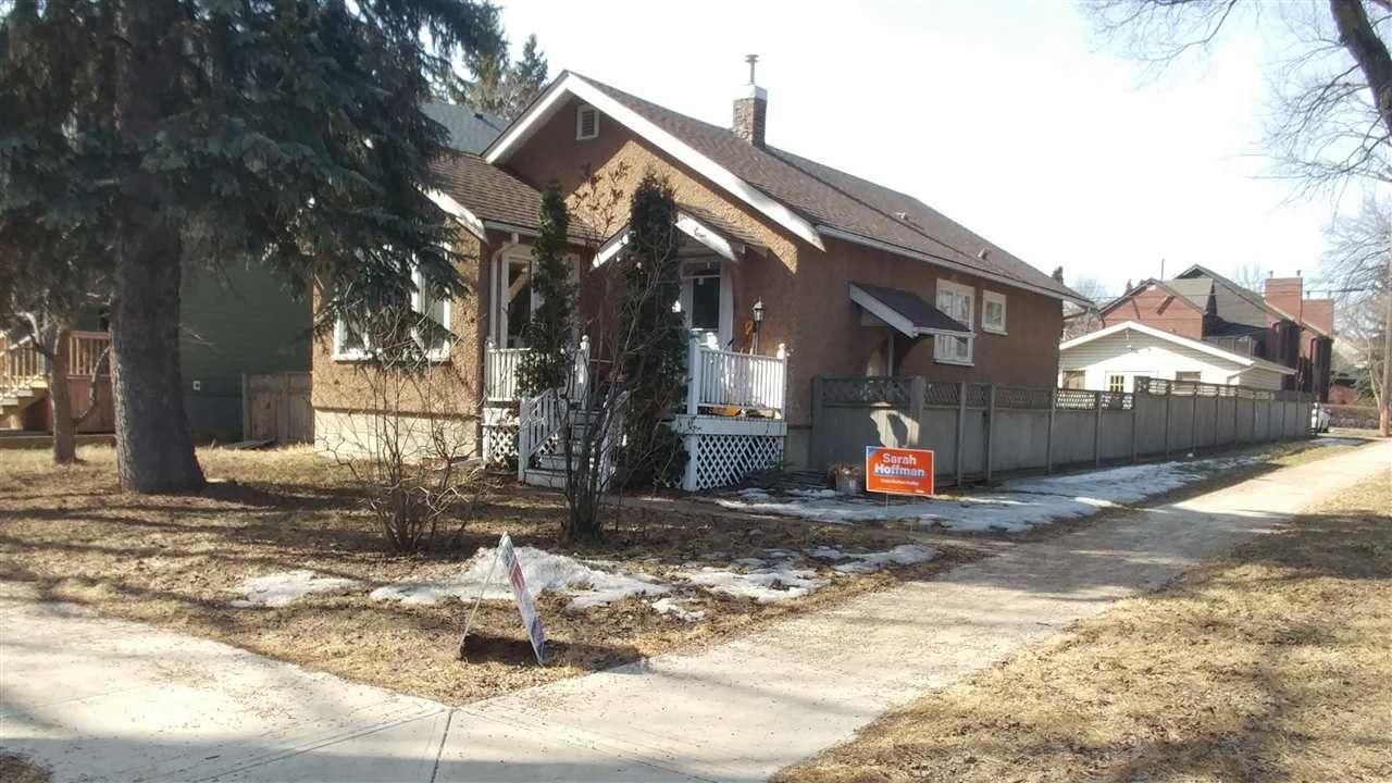 Main Photo: 10748 126 Street in Edmonton: Zone 07 House for sale : MLS®# E4150521