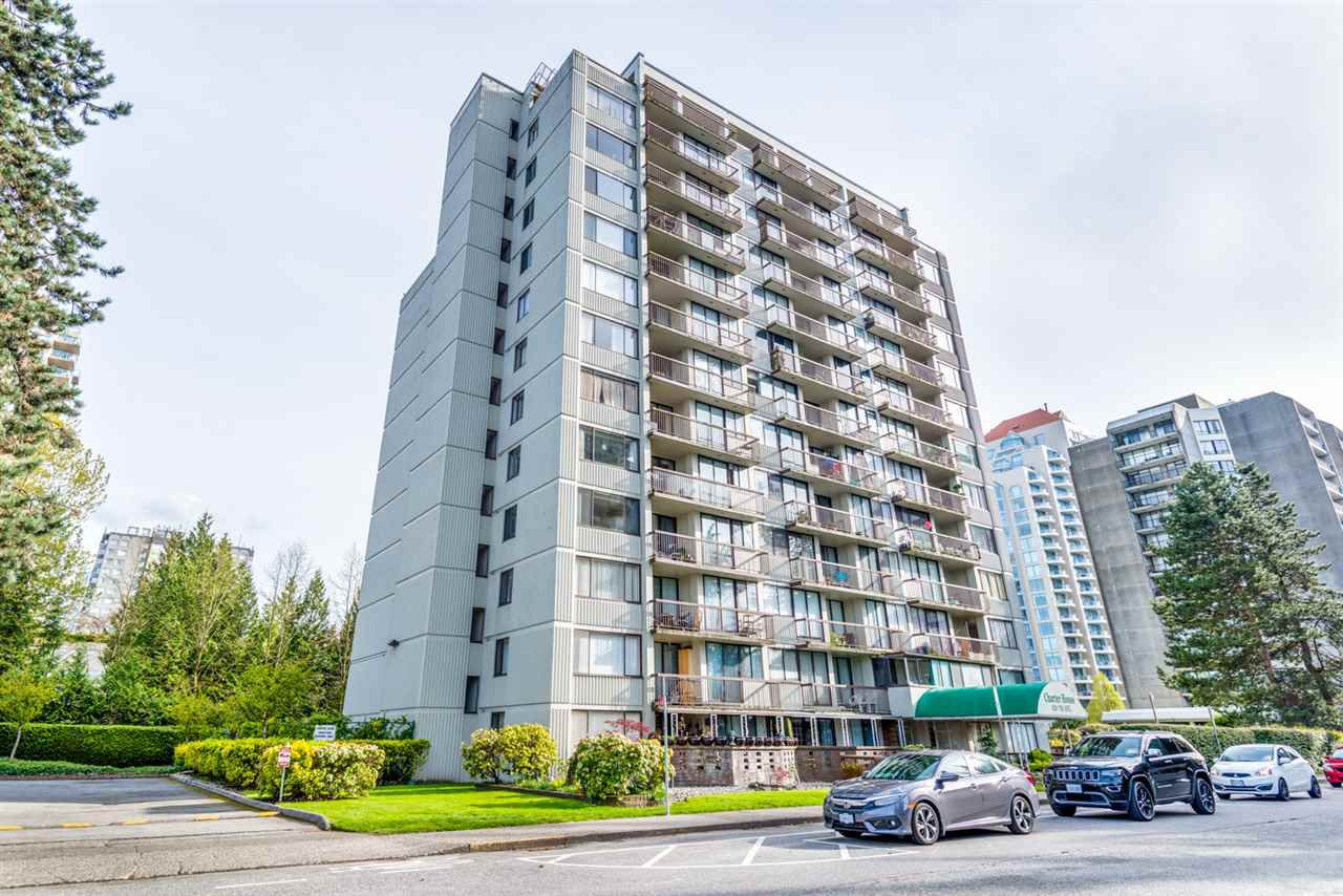 "Main Photo: 406 620 SEVENTH Avenue in New Westminster: Uptown NW Condo for sale in ""CHARTER HOUSE"" : MLS®# R2360324"