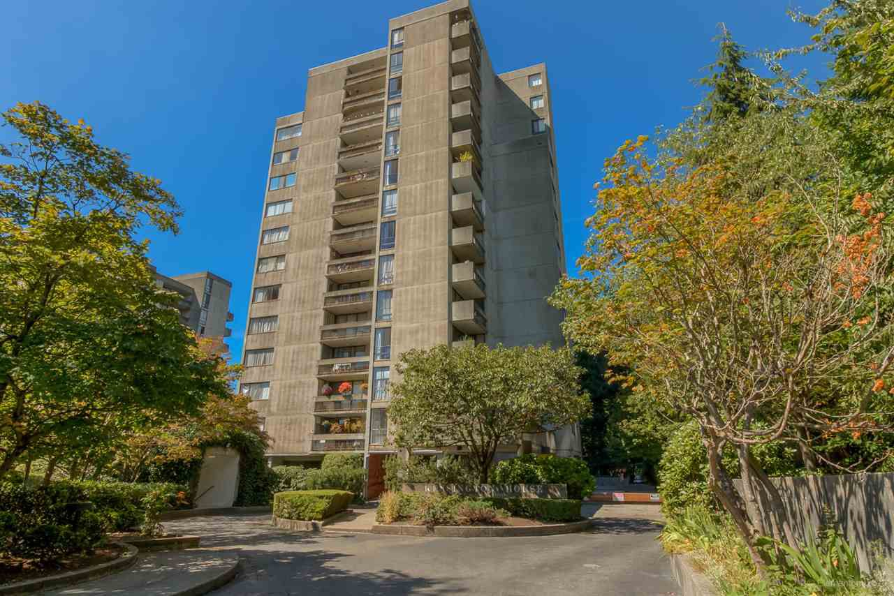"""Main Photo: 606 6689 WILLINGDON Avenue in Burnaby: Metrotown Condo for sale in """"KENSINGTON HOUSE"""" (Burnaby South)  : MLS®# R2371709"""