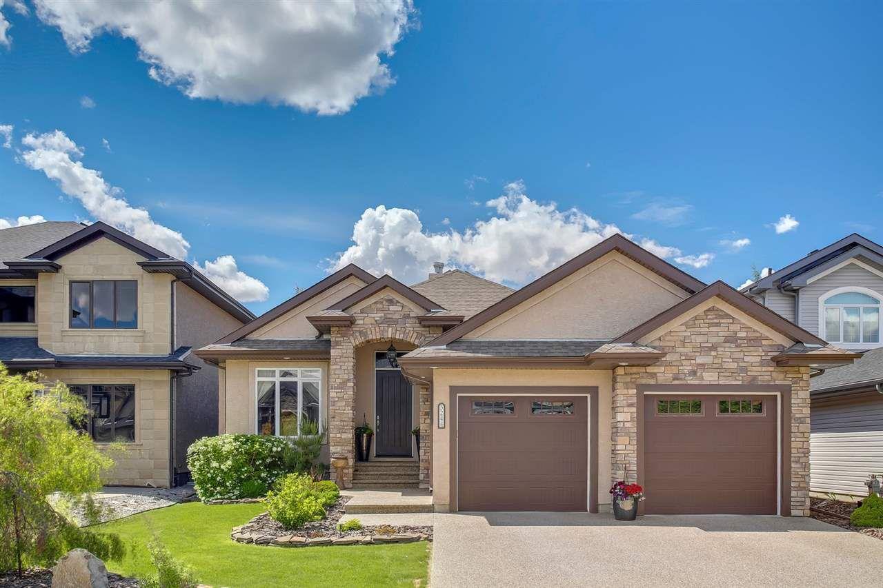 Main Photo: 5244 MULLEN Crest in Edmonton: Zone 14 House for sale : MLS®# E4161609