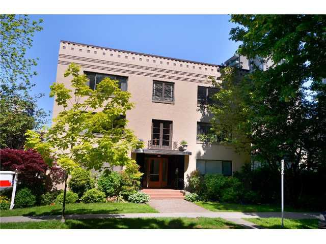 """Main Photo: 105 985 JERVIS Street in Vancouver: Downtown VW Condo for sale in """"Sherwood Lodge"""" (Vancouver West)  : MLS®# V893065"""