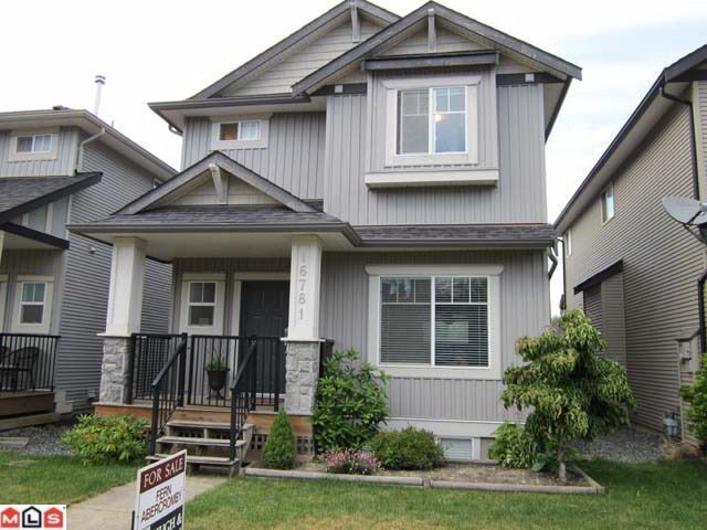 Main Photo: 16781 61ST Avenue in Surrey: Cloverdale BC House for sale (Cloverdale)  : MLS®# F1117351