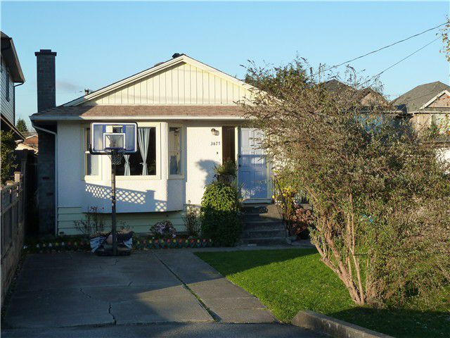 "Main Photo: 3671 HUNT Street in Richmond: Steveston Villlage House for sale in ""Steveston Village"" : MLS®# V1036910"