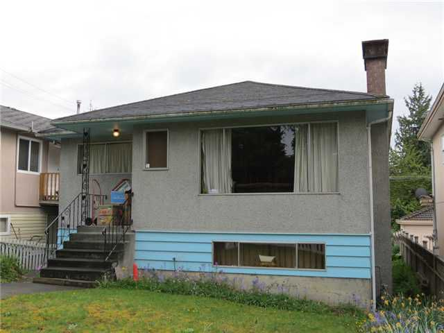 Main Photo: 1088 E 40TH Avenue in Vancouver: Fraser VE House for sale (Vancouver East)  : MLS®# V1062437