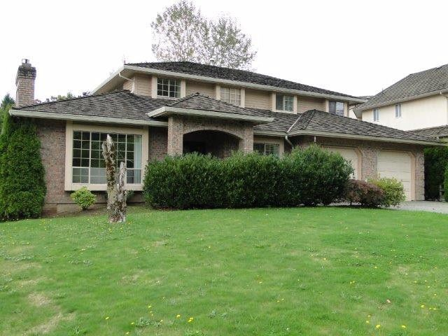 Main Photo: 2071 SIERRA Place in Abbotsford: Abbotsford East House for sale : MLS®# F1414855