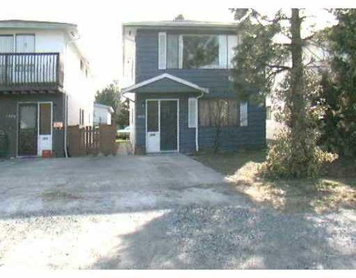Main Photo: 1960 FRASER AV in Port_Coquitlam: Glenwood PQ House for sale (Port Coquitlam)  : MLS®# V283174