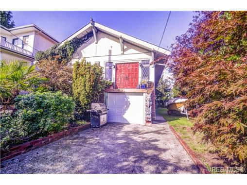 Main Photo: 118 Howe Street in VICTORIA: Vi Fairfield West Single Family Detached for sale (Victoria)  : MLS®# 343026