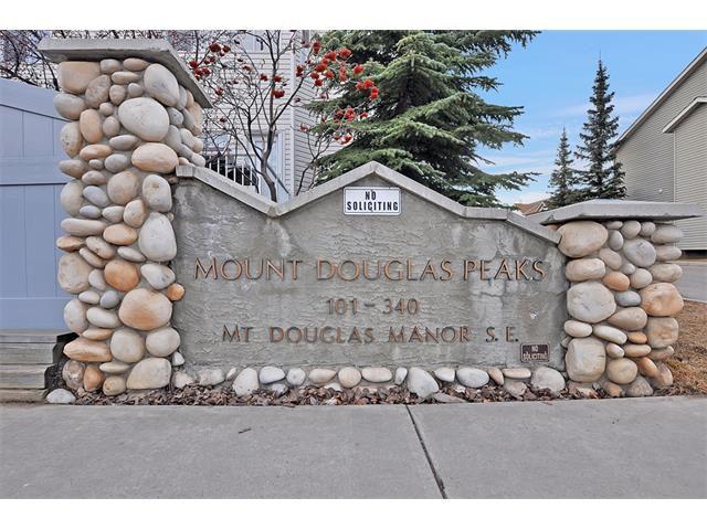Main Photo: 339 MT DOUGLAS Manor SE in Calgary: McKenzie Lake House for sale : MLS®# C4003534